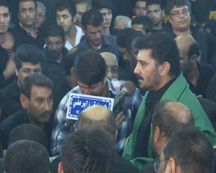 حسینیه زایر علی خرمشهر
